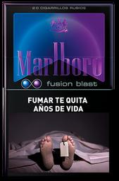 Marlboro Fusion Blast Box 20