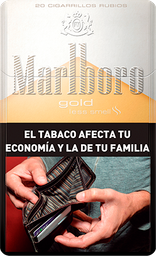 Cigarrilos Marlboro Gold Box 20u