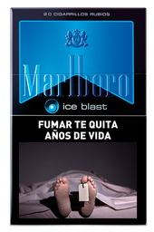 Marlboro Ice Blast Box 20