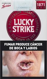 Cigarrillos Lucky Strike 20 Box