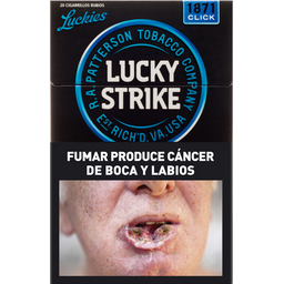 Cigarrillos Lucky Strike C&R Box 20