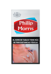 Cigarrillos Philip Morris Box 10