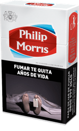 Cigarrillos Philip Morris 20 Box