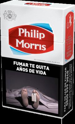 Cigarrillos Philip Morris 20 Box