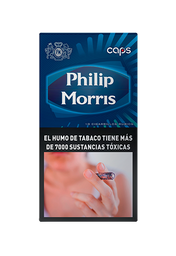 Cigarrillos Philip Morris Caps Box 10