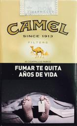 Cigarrillos Camel 20 Box