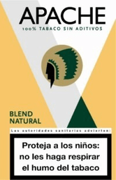 Tabaco Apache Blend Natural 50gr