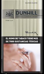 Cigarrillos Dunhill Blancos Fine Cut 20 U