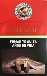 Cigarrillos Gold Leaf