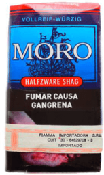 Moro Halfzware