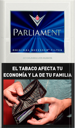 Cigarrillos Parliament Box 20U