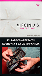 Cigarrillos Virginia Slims Box 20U