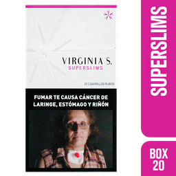 Virginia Slims Cigarrillos Box 20U