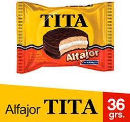 Alfajor Tita 36Grs
