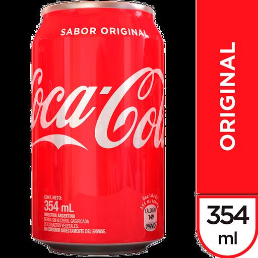 Coca-Cola Original Gaseosa
