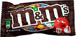 M&M Choco 40Gr