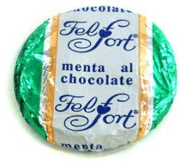 Medallon De Menta Felfort