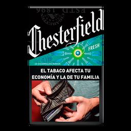 Cigarrillos Chesterfield Fresh Box 20U