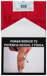 Caja De Cigarrillos Marlboro Red Común 20