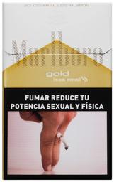 Cigarrillos Marlboro Gold Box 20