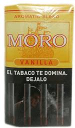 Tabaco Moro Vainilla 30 g