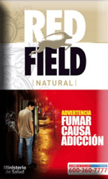 Tabaco Red Field Natural 30 g