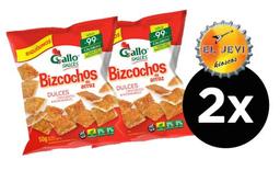 Combo Bizcochos Gallo Dulce