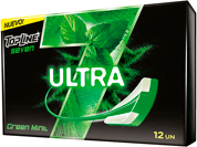 Chicle Top Line Ultra 7 Green Mint