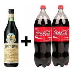 Combo Fernet Branca 750 ml
