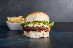 Bigbang Bluecheese Burger