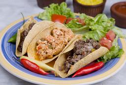 Tacos Mixtos X 3