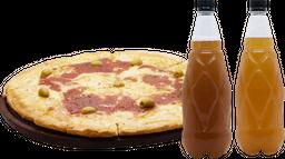 Promo Birra y Grande de Muzza