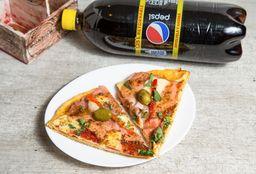Combo Pizza & Bebida