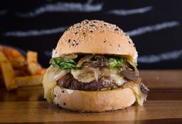 Paris Memories Burger
