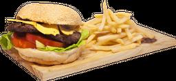 Burger Mexicana - Burger Day