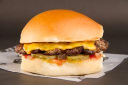Tanooki Burger Simple