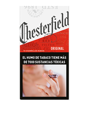 Cigarrillos Chesterfield Red Box 10