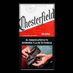 Cigarrillos ChesterfieldOriginal Box 10U