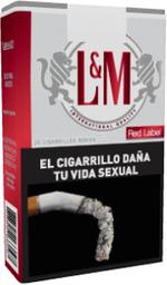 Cigarrillos L&M 20 Comun
