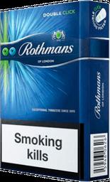 Cigarrillos Rothmans Clic Box