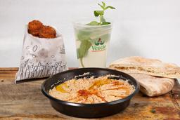 Veggie Hummus & Falafel