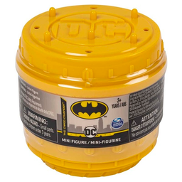 BATMAN MINI FIG 5 CM SORPRESA EN CAPSULA