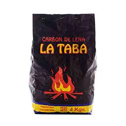 Carbón La Taba 4 Kg