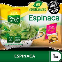 Granja Del Sol Espinaca 16X1Kg