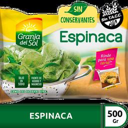 Granja Del Sol Espinaca 20X