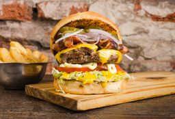 Wild Classic Burger
