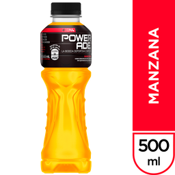 Bebida Isot�nca Powerade Sabor Manzana 500 cc