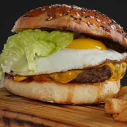Cheese Burger House