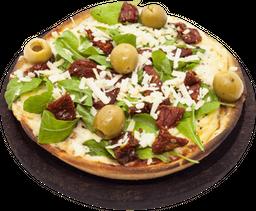 Pizza de Tomates Secos y Rúcula
