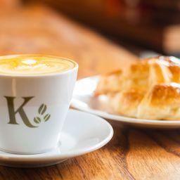 Medialunas & Cappuccino
